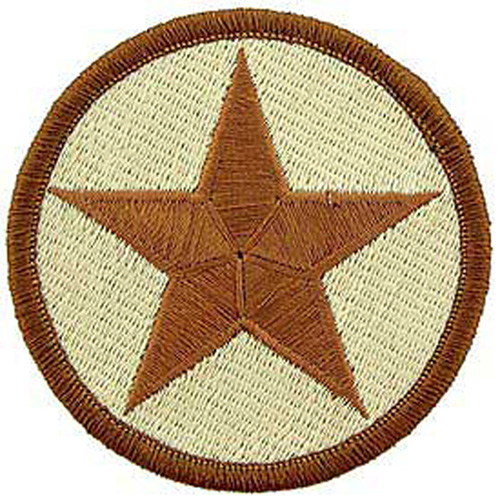 Patch-Army Opfor/Star