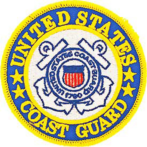 Patch-Uscg Chief Pet.Off.