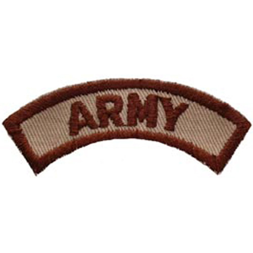 Patch-Army Tab