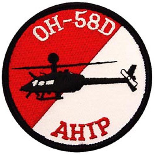 Patch-Hel Oh-58d Ahip