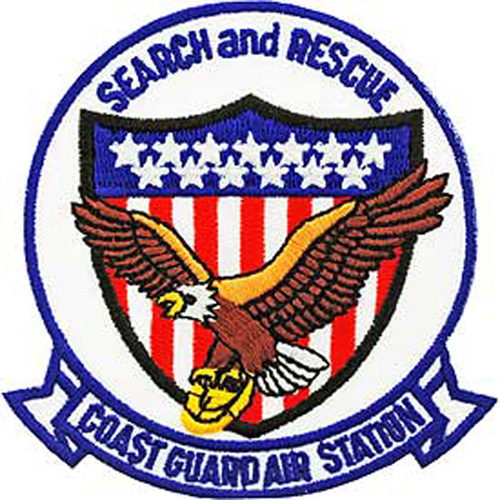 Patch-Uscg Search And Resc.