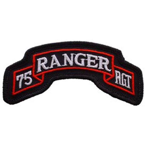 Patch-Army Tab Rang.75th