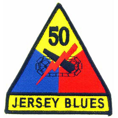 Patch-Army 050th Arm.Div.