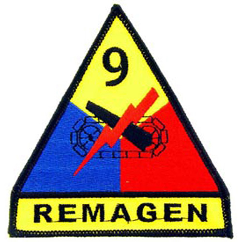 Patch-Army 009th Arm.Div.