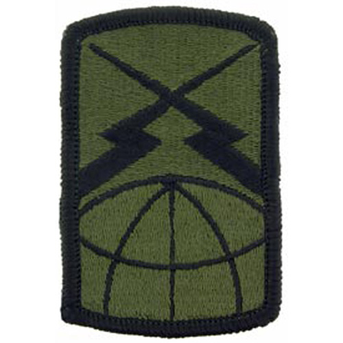Patch-Army 160th Sig.Bde.