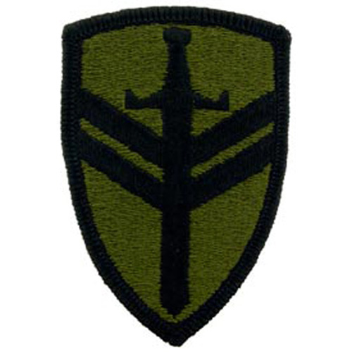 Patch-Army 002nd Sup.Cmd.