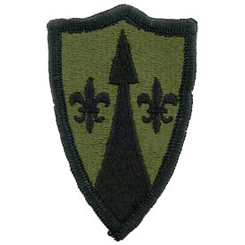 Patch-Army Spt.Cmd.Europe