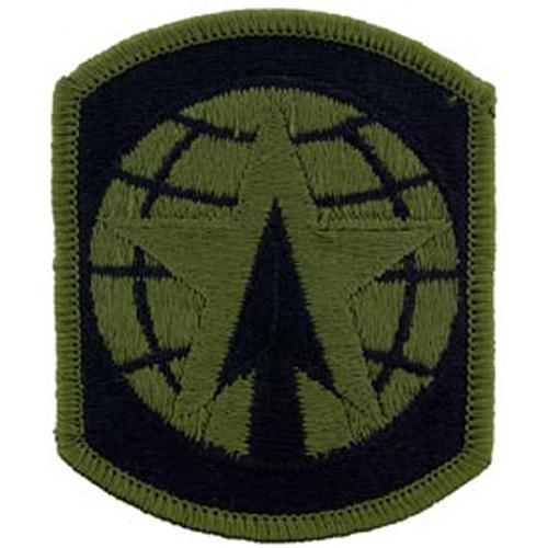 Patch-Army 016th Milt.Pol