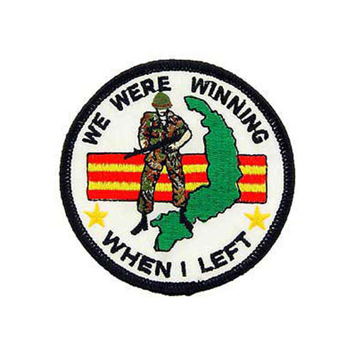 Patch-Vietnam We Were Win