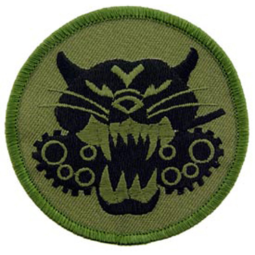Patch-Army Tank Destroyer