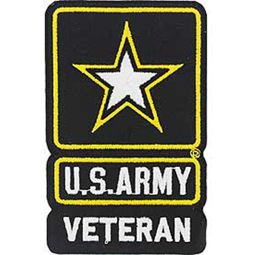Patch-Army Logo Rect.