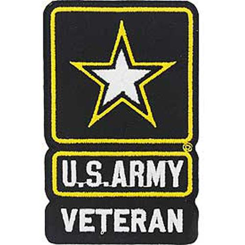 Patch-Army Logo Rect.