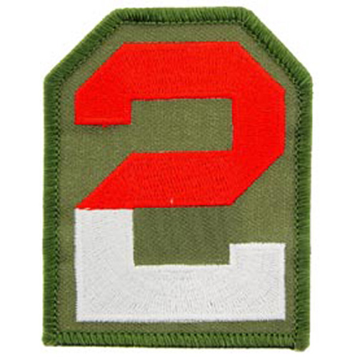 Patch-Army 002nd Army