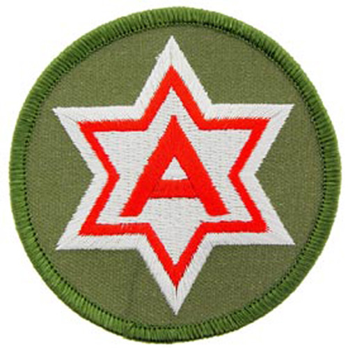Patch-Army 006th Army