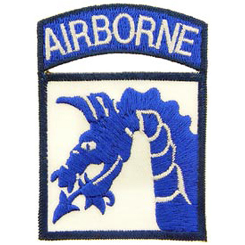 Patch-Army 018th A/B