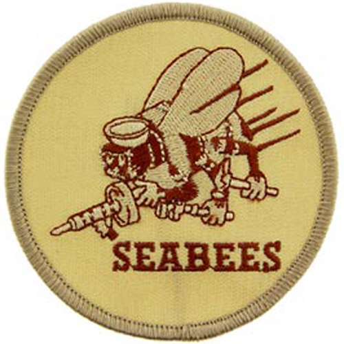 Patch-Usn Seabees