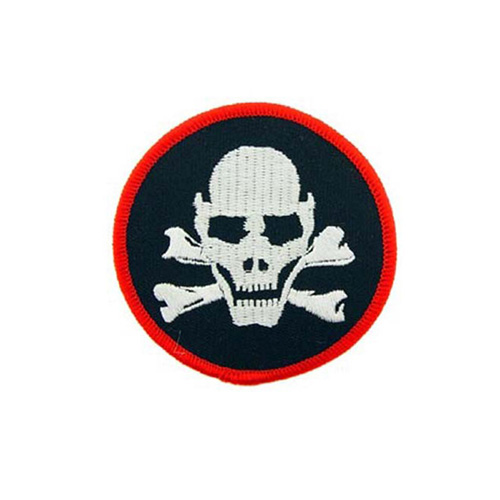 Patch Skull And Bones RND