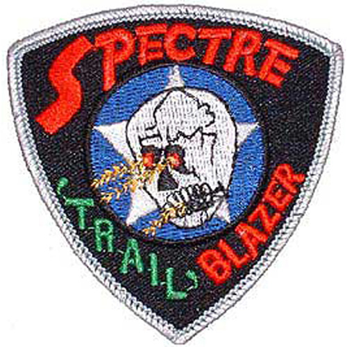 Patch-Usaf Spectre Trail