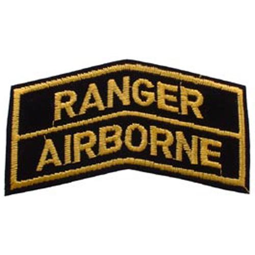 Patch-Army Tab Ranger-A/B
