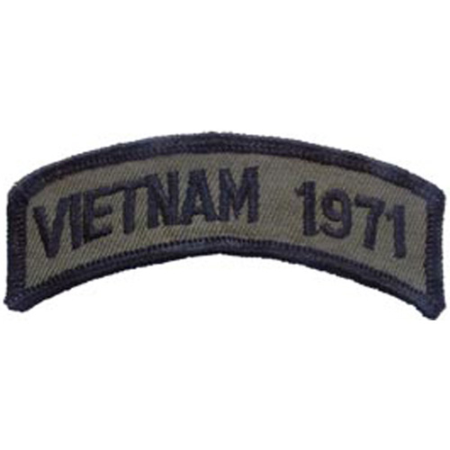 Patch-Vietnam Tab 1971