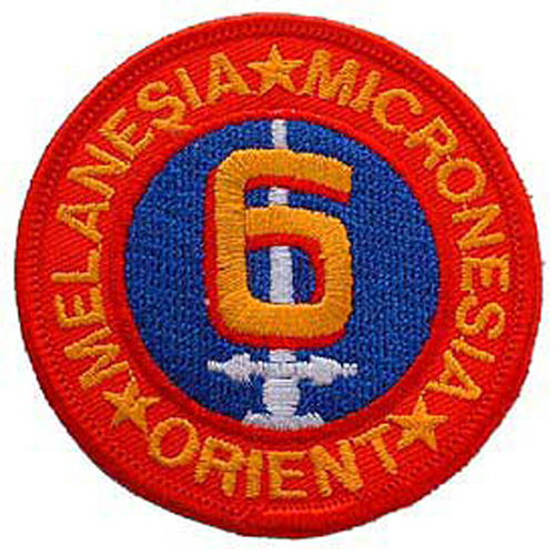 Patch-Usmc 06th Div