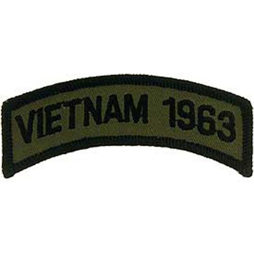Patch-Vietnam Tab 1963