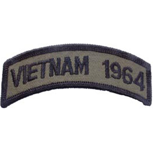 Patch-Vietnam Tab 1964
