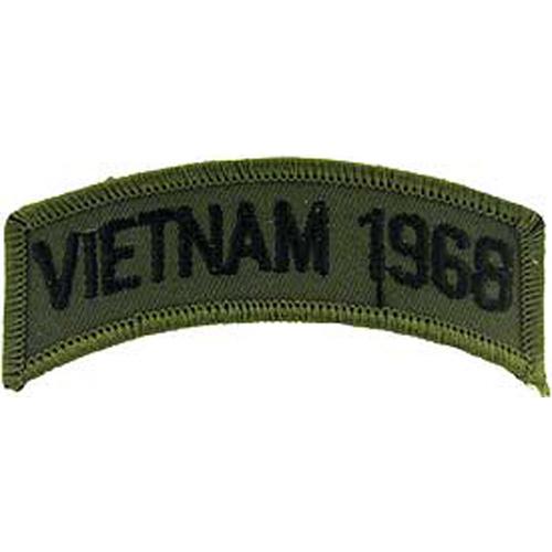 Patch-Vietnam Tab 1968