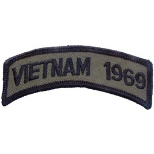 Patch-Vietnam Tab 1969