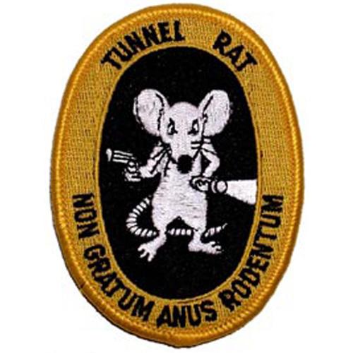 Patch-Vietnam Tunnel Rat