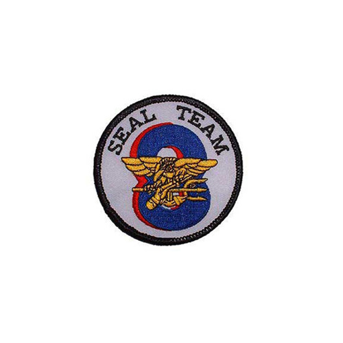 Patch Usn Seal Team 08 3 Inch