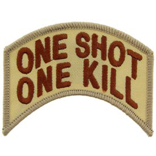 Patch-One Shot One Kill