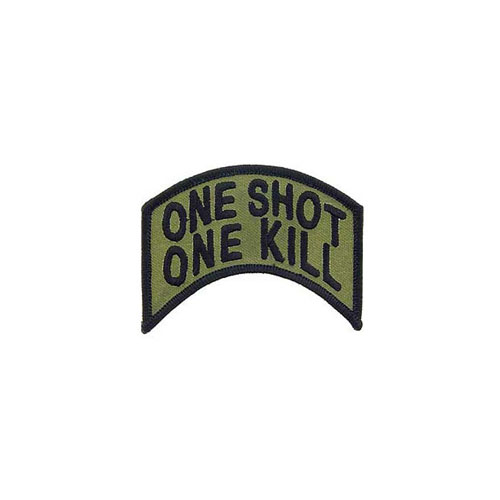 Patch One Shot One Kill Subdued