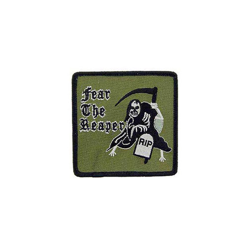 Patch Fear The Reaper Subdued