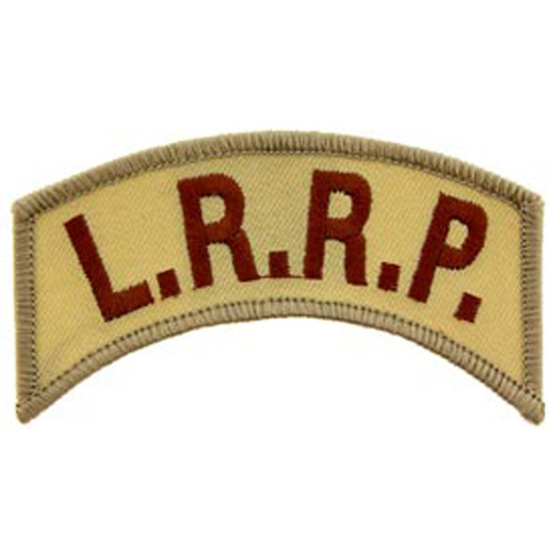 Patch-Army Tab Lrrp