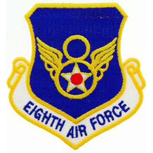 Patch-Usaf 008th Shld