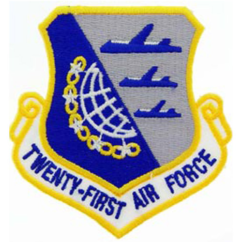 Patch-Usaf 021st Shld