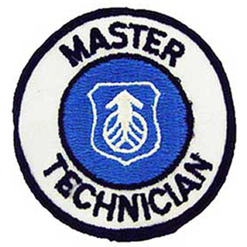 Patch-Usaf Systems Cmd.