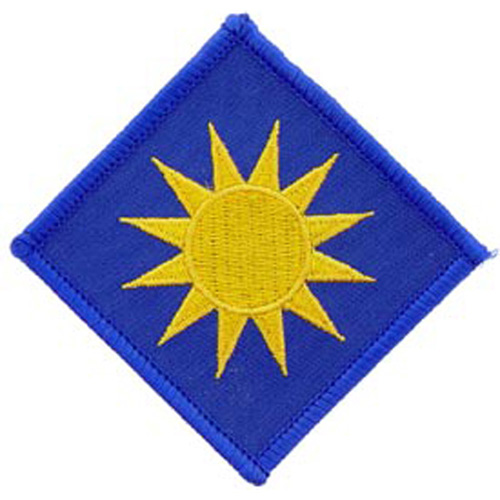 Patch-Army 040th Div.Suns