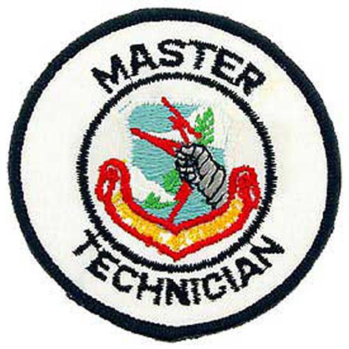 Patch-Usaf Sac Mast.Tech.