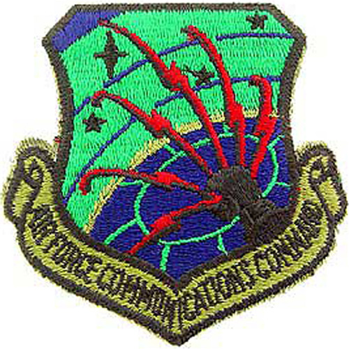 Patch-Usaf Communicat.Cmd