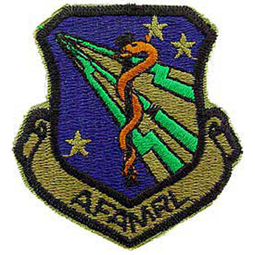 Patch-Usaf Afamrl