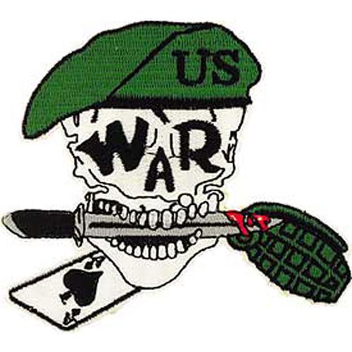 Patch-Skull/War Spc.Frcs