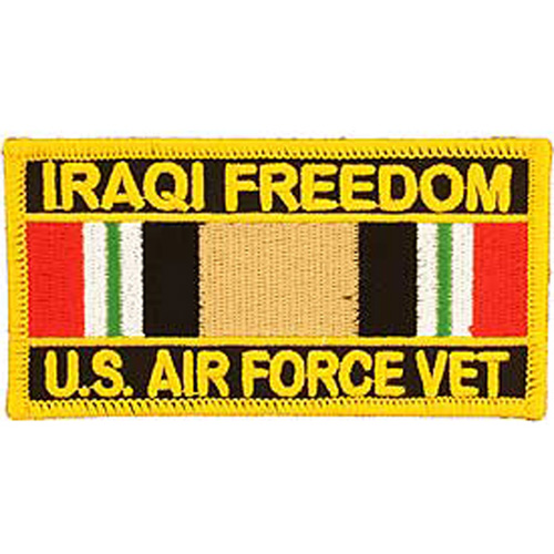 Patch-Iraqi Freed.Usaf