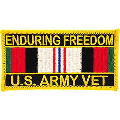 Patch-Enduring Freed.Army
