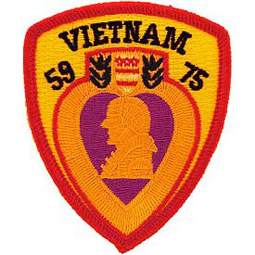 Patch-Vietnam Purple Hrt