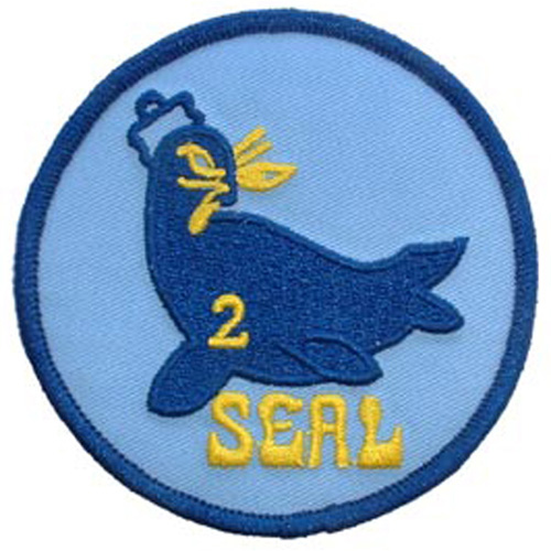 Patch-Usn Seal Team 02
