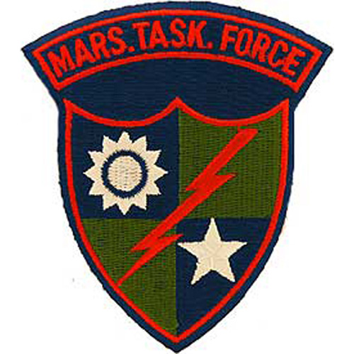 Patch-Army Mars Task Frc