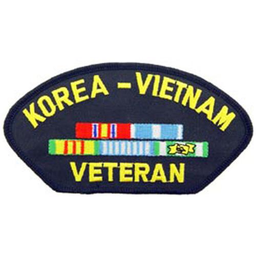 Patch-Korea Hat Vet