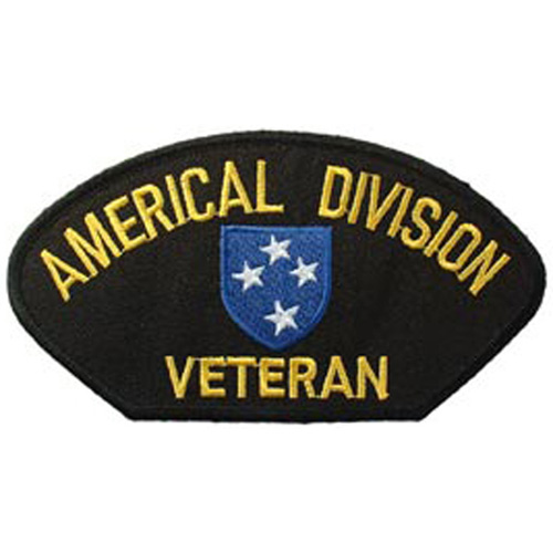 Patch-Army Hat Americal